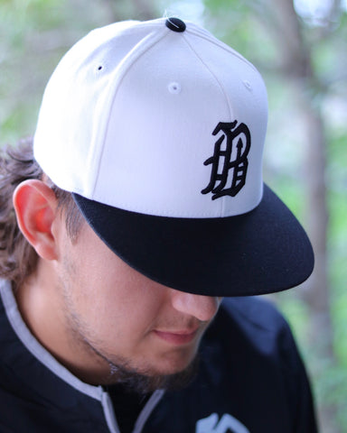 White Banditos Cap
