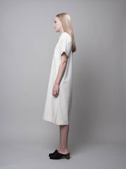 nana & bird Kaftan Dress in Oatmeal
