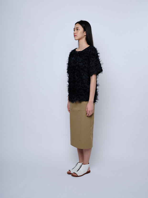nana & bird Pocket Midi Skirt