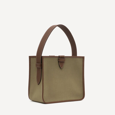 Vasic Port Mini Khaki