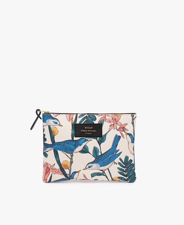 Wouf Birdies Large Pouch
