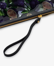 Wouf Black Figue Night Clutch