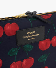 Wouf Cherries Large Pouch