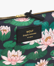 Wouf Nenuphares Large Pouch