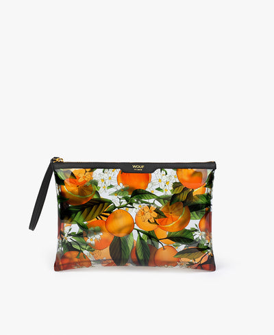 Wouf Orange Blossom Night Clutch
