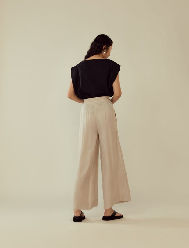 rye Curpro Drawstring Flared Pants
