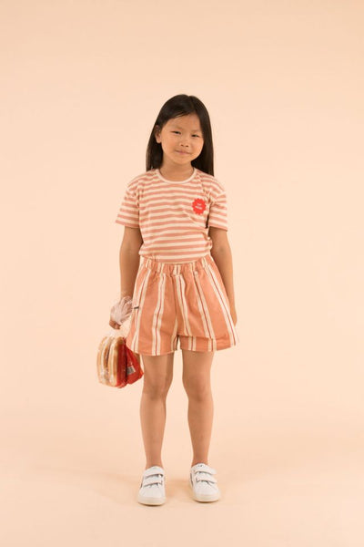 Tiny Cottons Retro Stripes Short