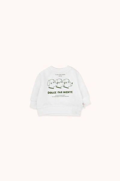 Tiny Cottons DFN Dogs Sweatshirt