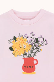 Tiny Cottons Tiny Flowers Sweatshirt