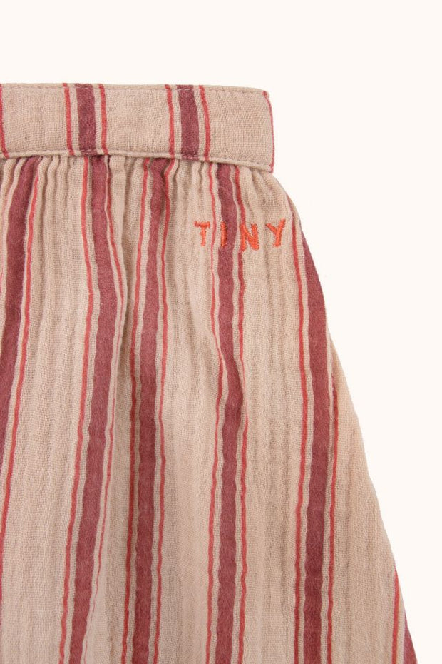 Tiny Cottons Retro Stripes Mini Skirt