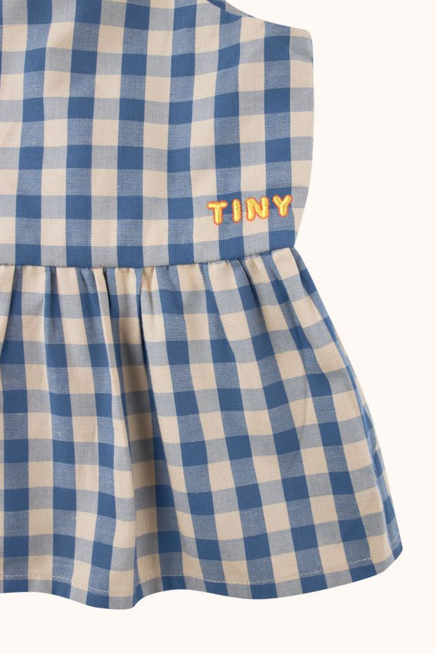 Tiny Cottons Tiny Vichy Blouse