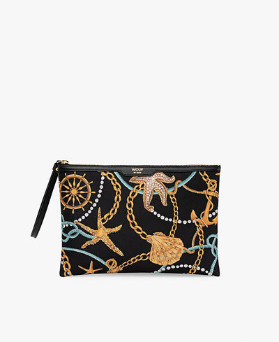 Wouf Sailor Night Clutch