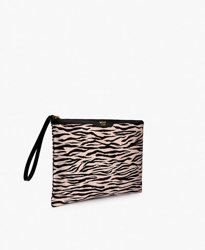 Wouf Soft Tiger Night Clutch
