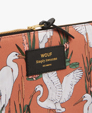 Wouf Sunset Lagoon Large Pouch