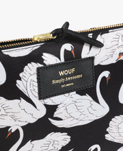 Wouf Swan Large Pouch