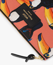 Wouf Toco Toucan Large Pouch
