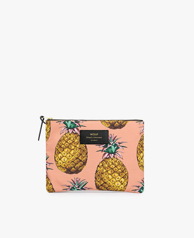 Wouf Ananas Large Pouch