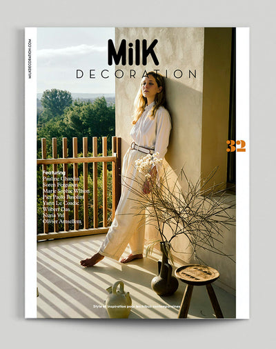 Milk Decoration Issue 32