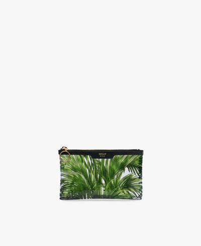 Wouf Tropicana Pocket Clutch
