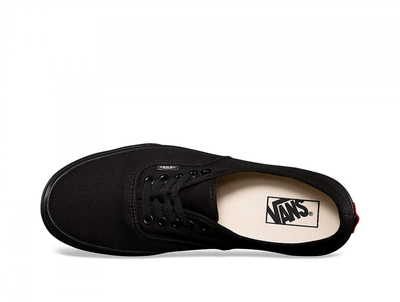 Zapatilla Vans Authentic Mujer Negro