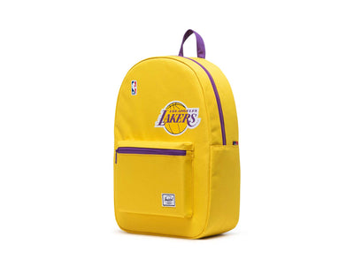 Mochila Herschel Los Angeles Lakers Unisex Amarillo