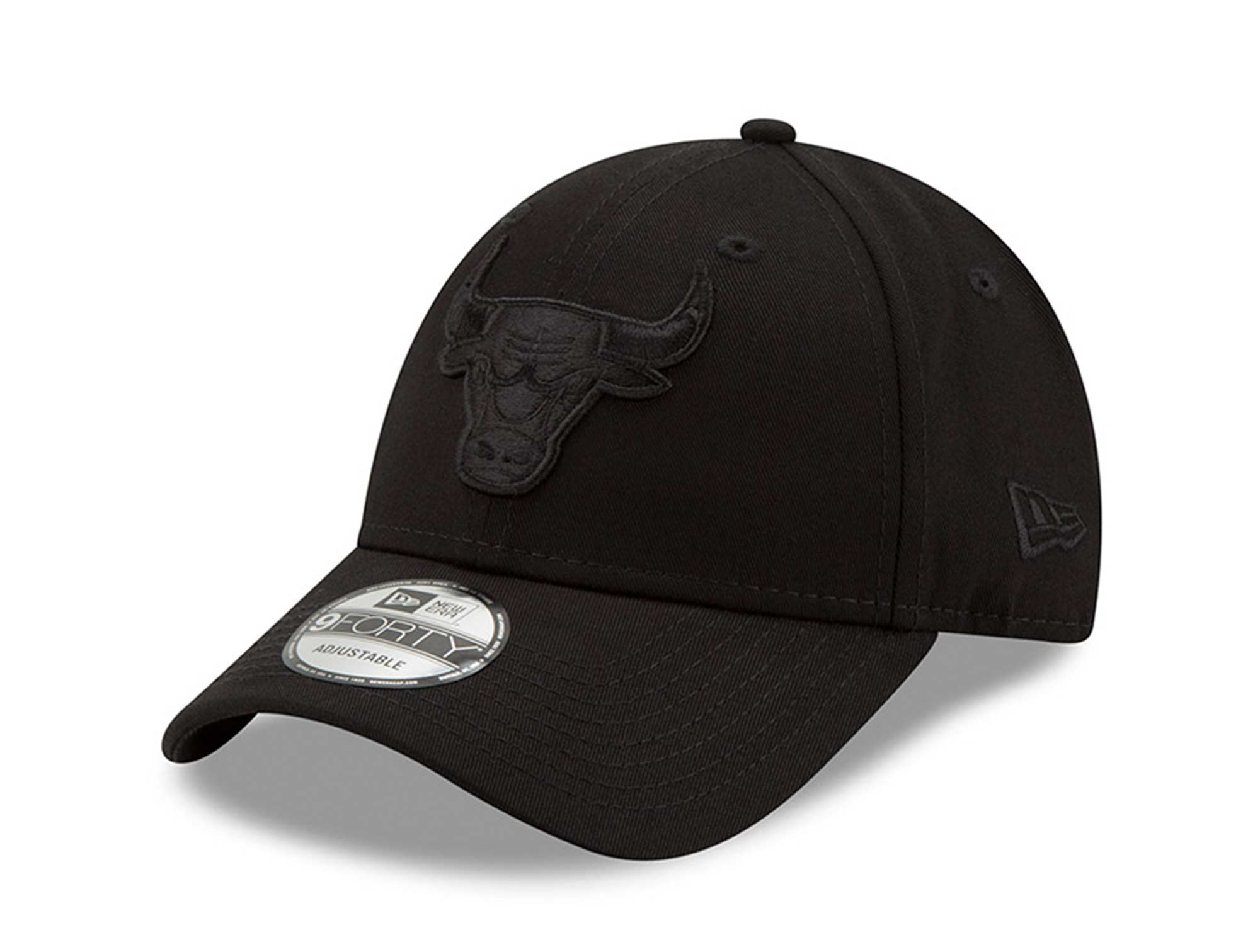 Jockey New Era Chicago Bulls Negro