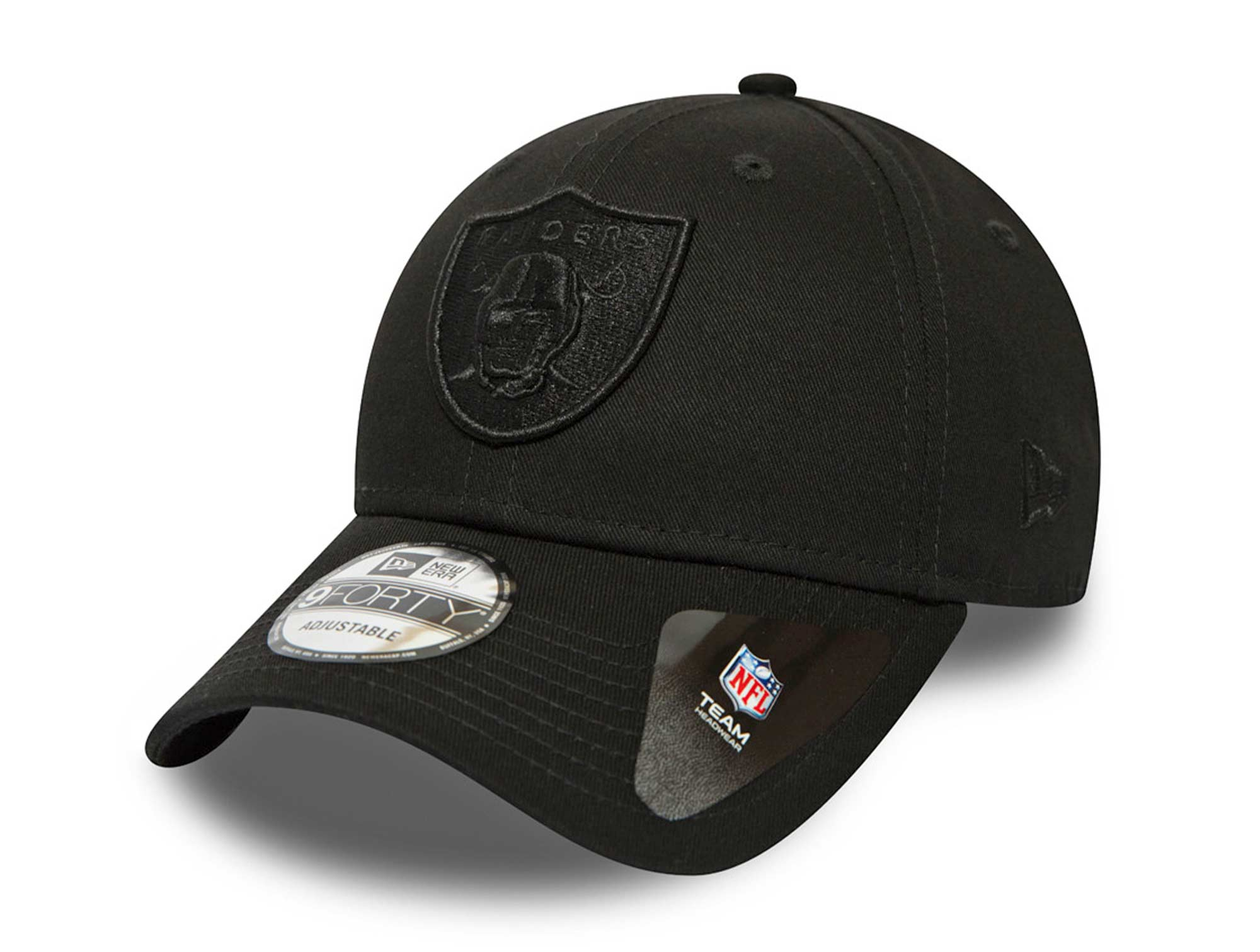 Jockey New Era Oakland Raiders Negro