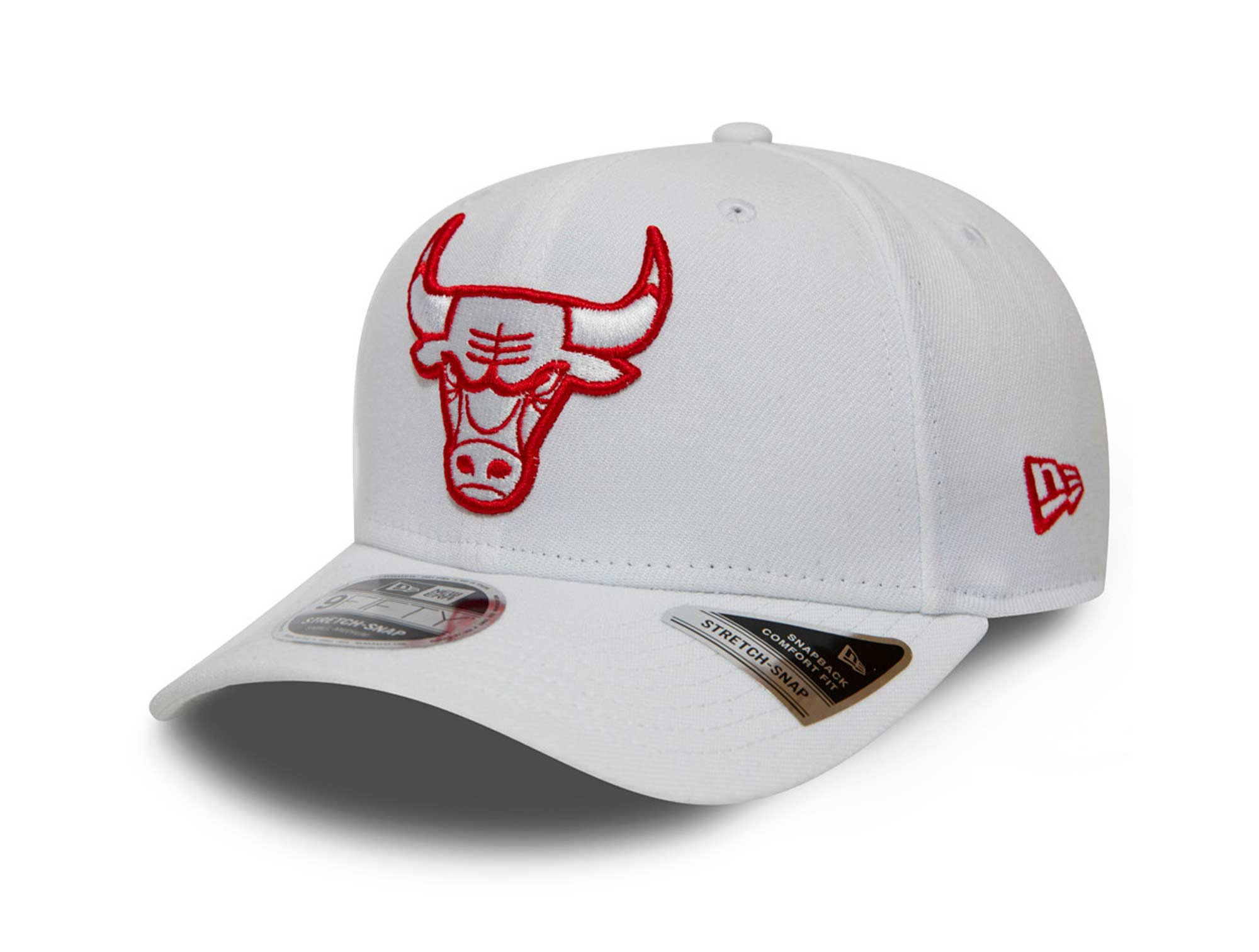Jockey New Era Chicago Bulls Blanco