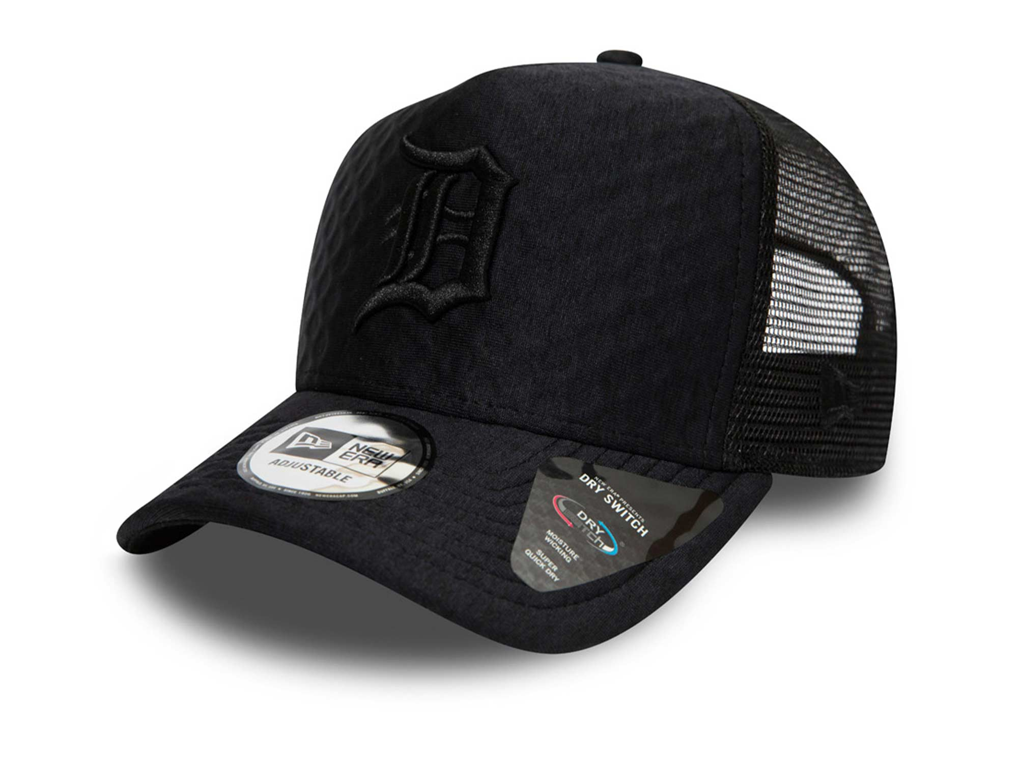 #26 Jockey New Era Detroit Tigers Hombre Negro