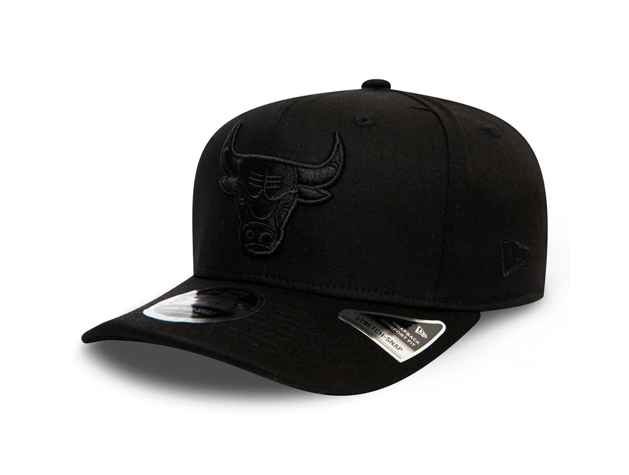 Jockey New Era Chicago Bulls Unisex Negro