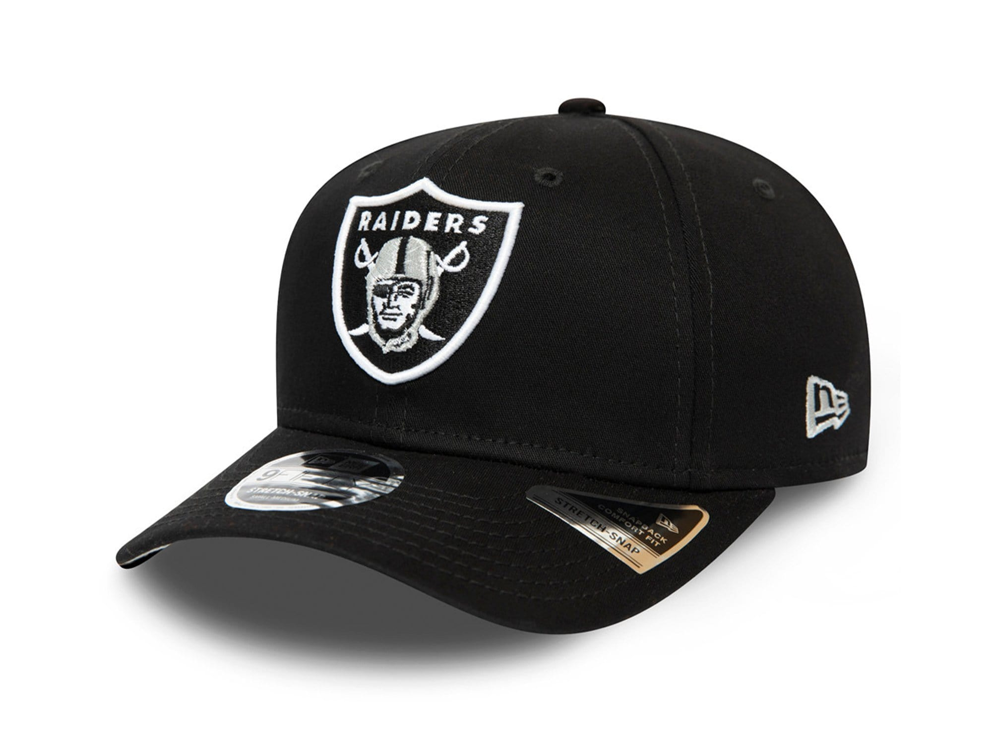 Jockey New Era Oakland Raiders 950 stretch Unisex Negro