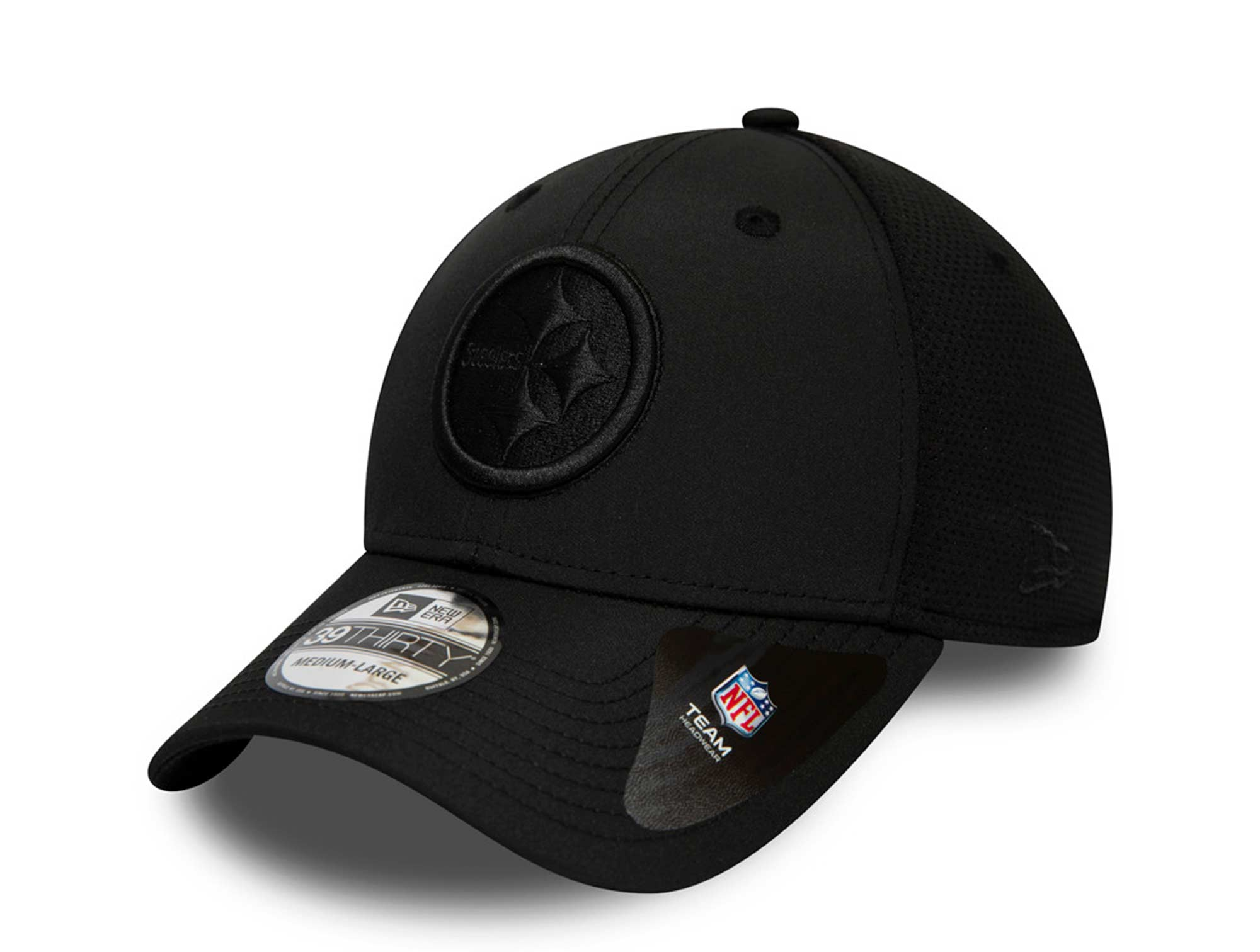 Jockey New Era Pittsburgh Steelers Negro