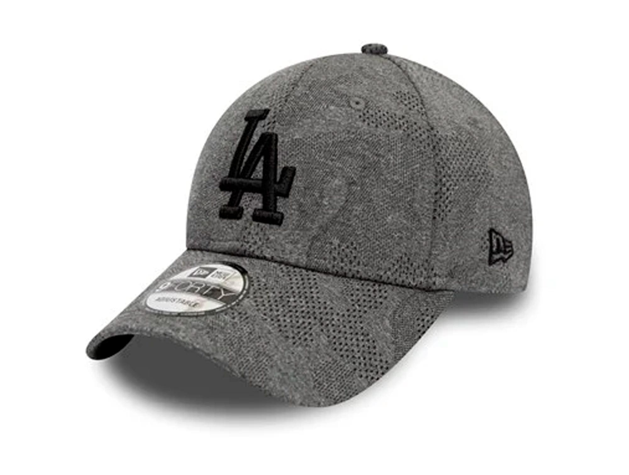 Jockey New Era Mlb 940 Los Angeles Dodgers Hombre Gris