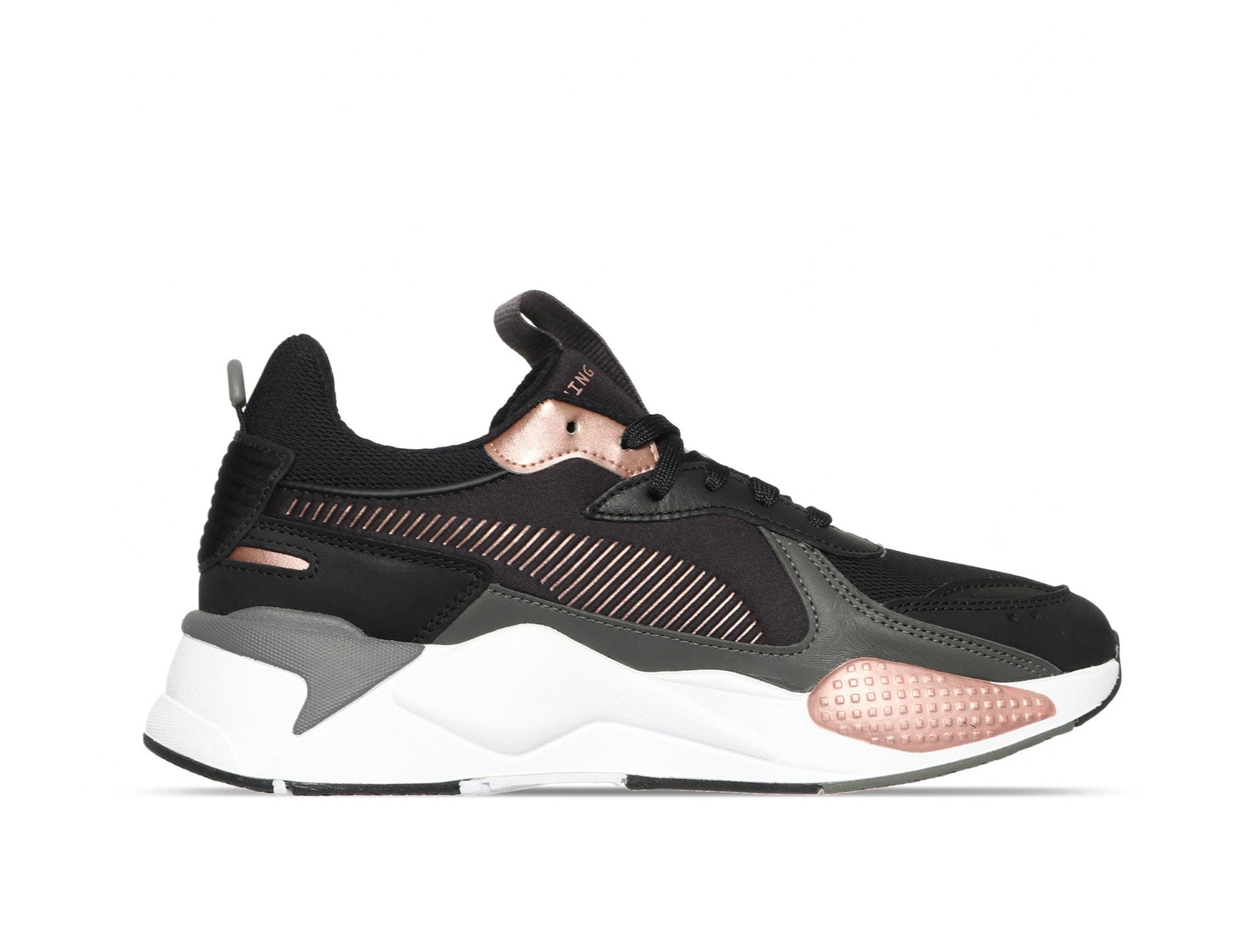 Zapatilla Puma Rs-X Trophy Mujer Negro