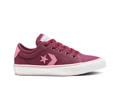 Zapatilla Converse Star Replay Junior Lila