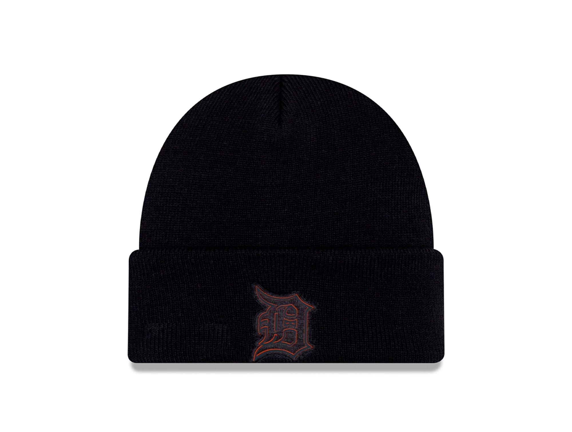 Beanie New Era Detroit Tigers Unisex Negro
