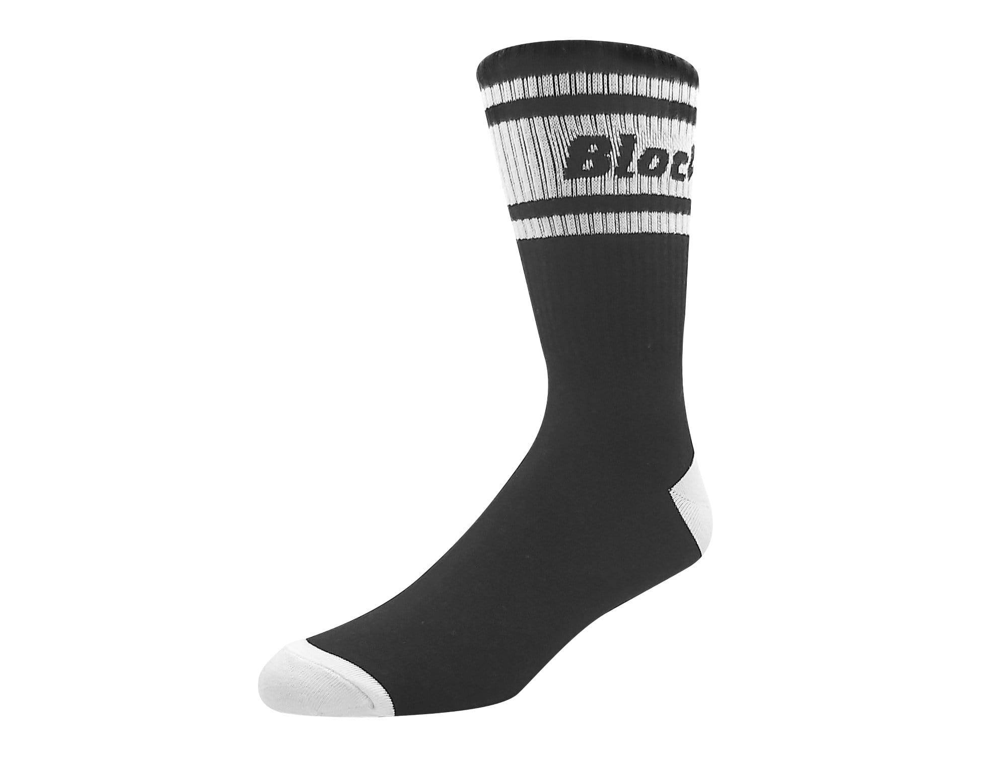 Calcetines Block Socks Pack 3 Bla/Neg/Gri Hombre Multicolor
