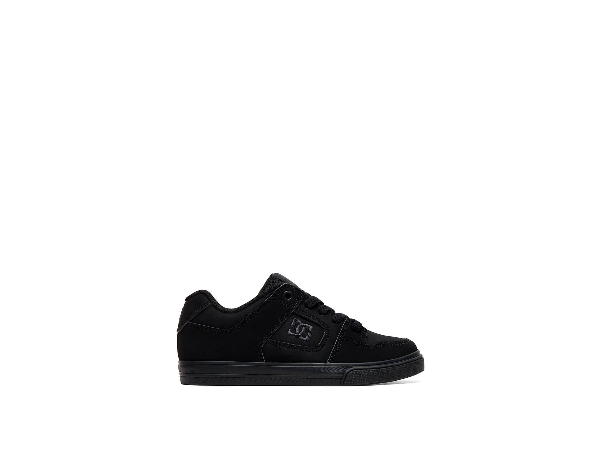 Zapatilla Dc Pure Junior Negro