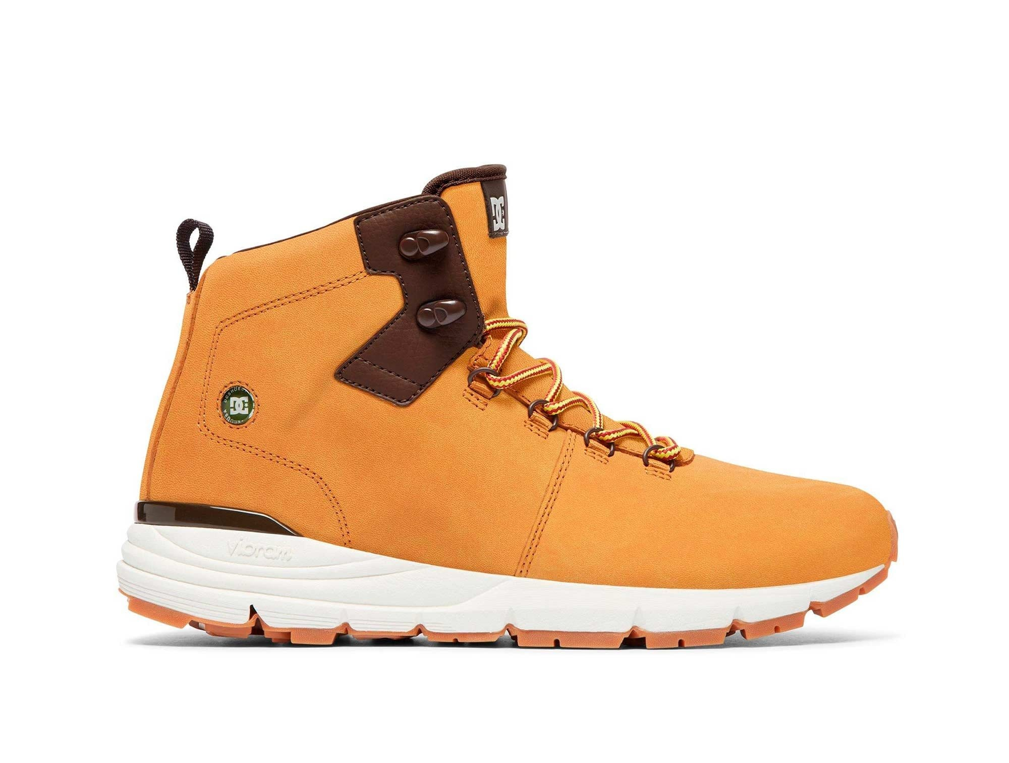 Zapatilla Dc Muirland Boot Hombre Cafe