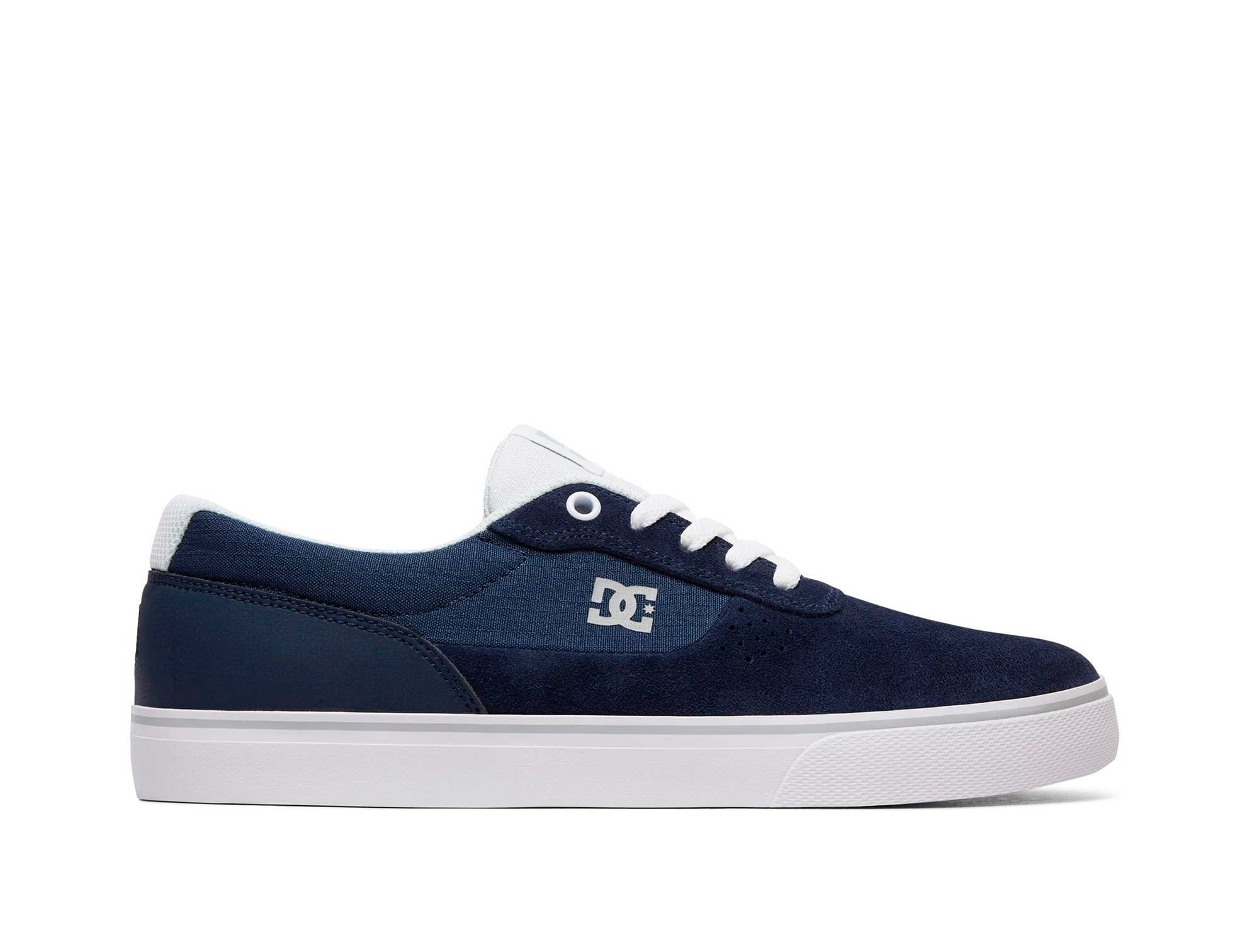 Zapatilla Dc Switch Hombre Azul Adys300104Nvw