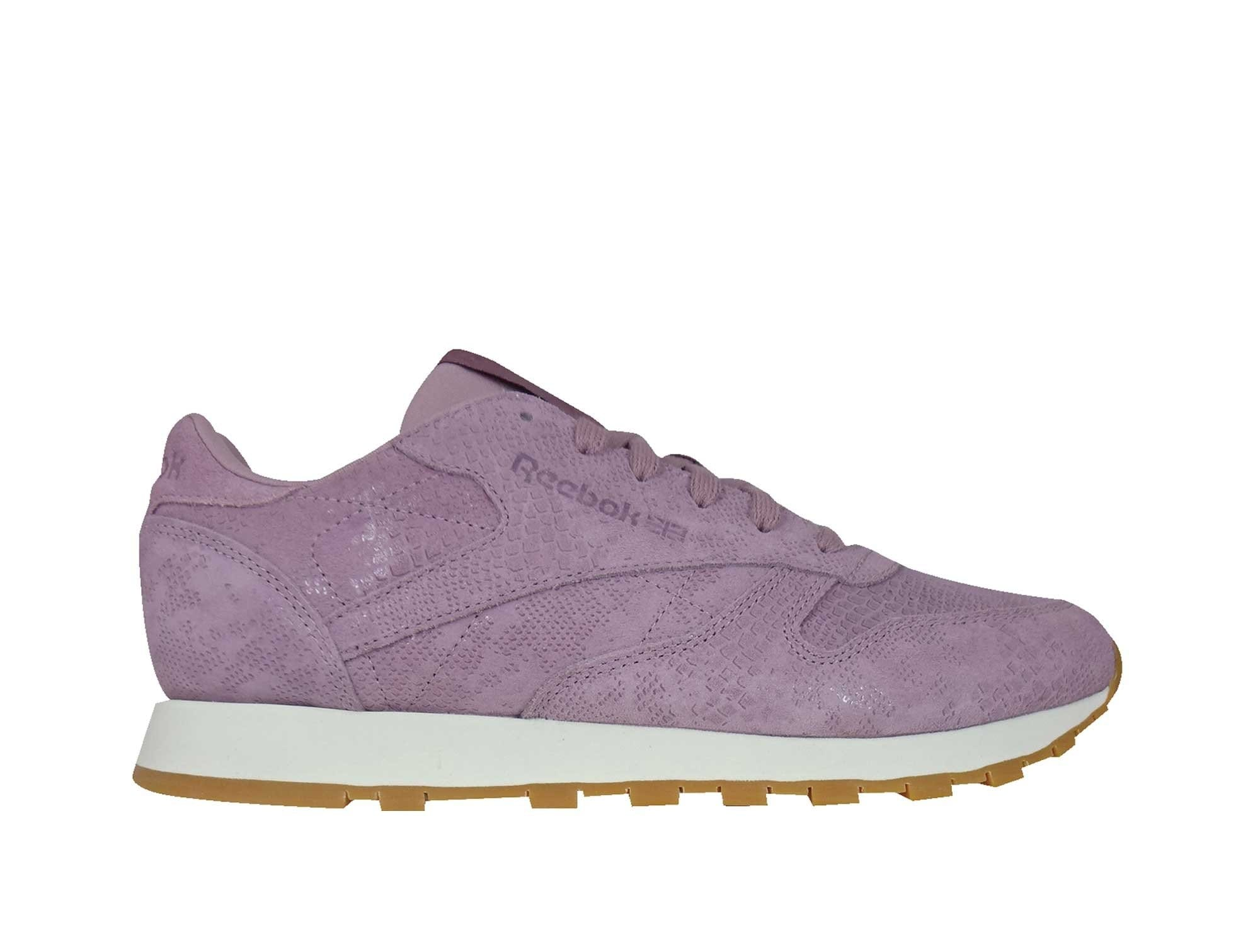 Zapatilla Reebok Cl Leather Mujer