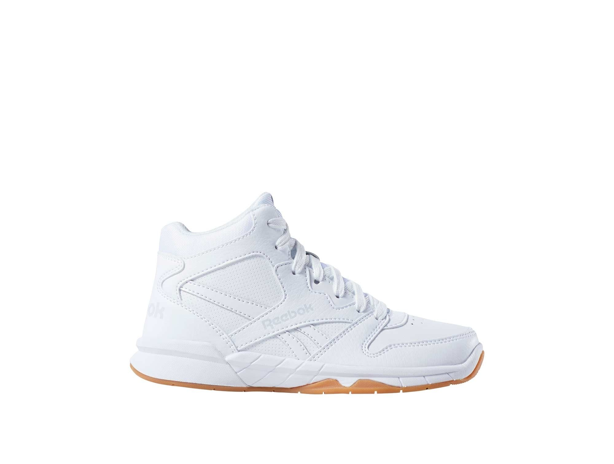 Zapatilla Reebok BB4500 Hi 2 Junior Blanco