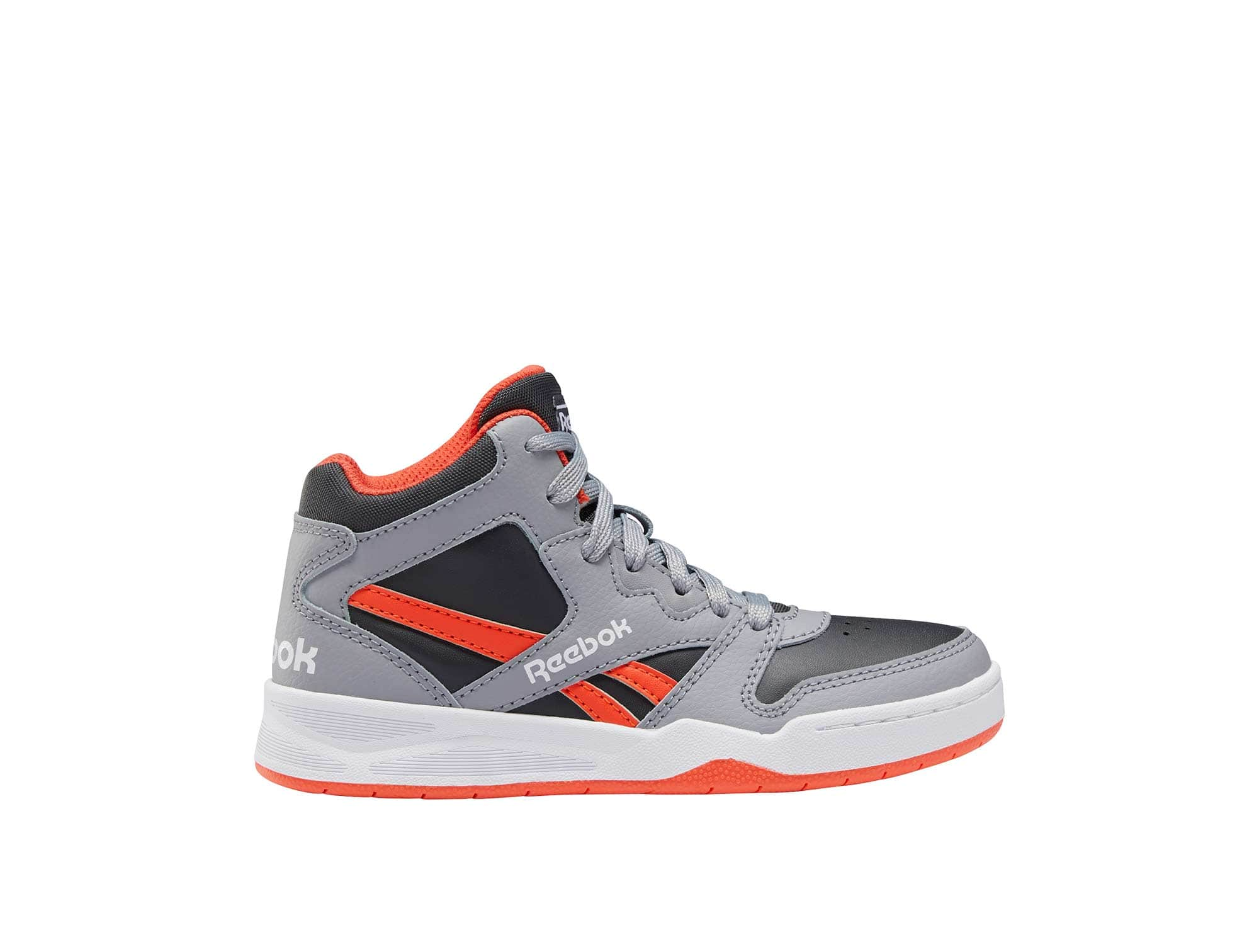 Zapatilla Reebok Bb4500 Court Junior Gris