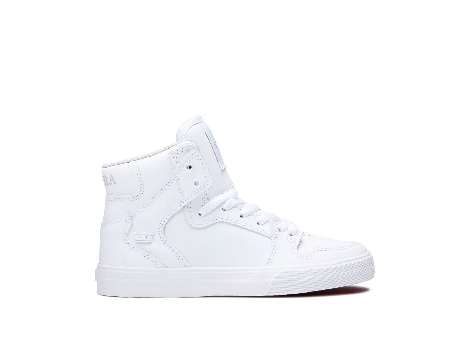 Zapatilla Supra Vaider Junior Blanco