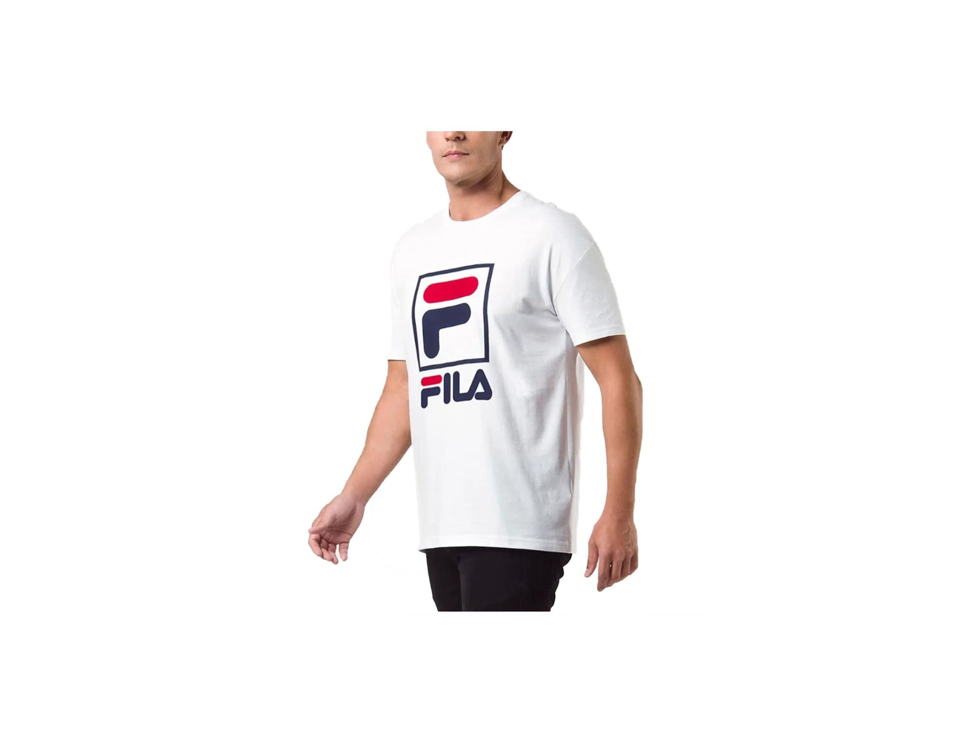 Polera FIla Stack New Blanco