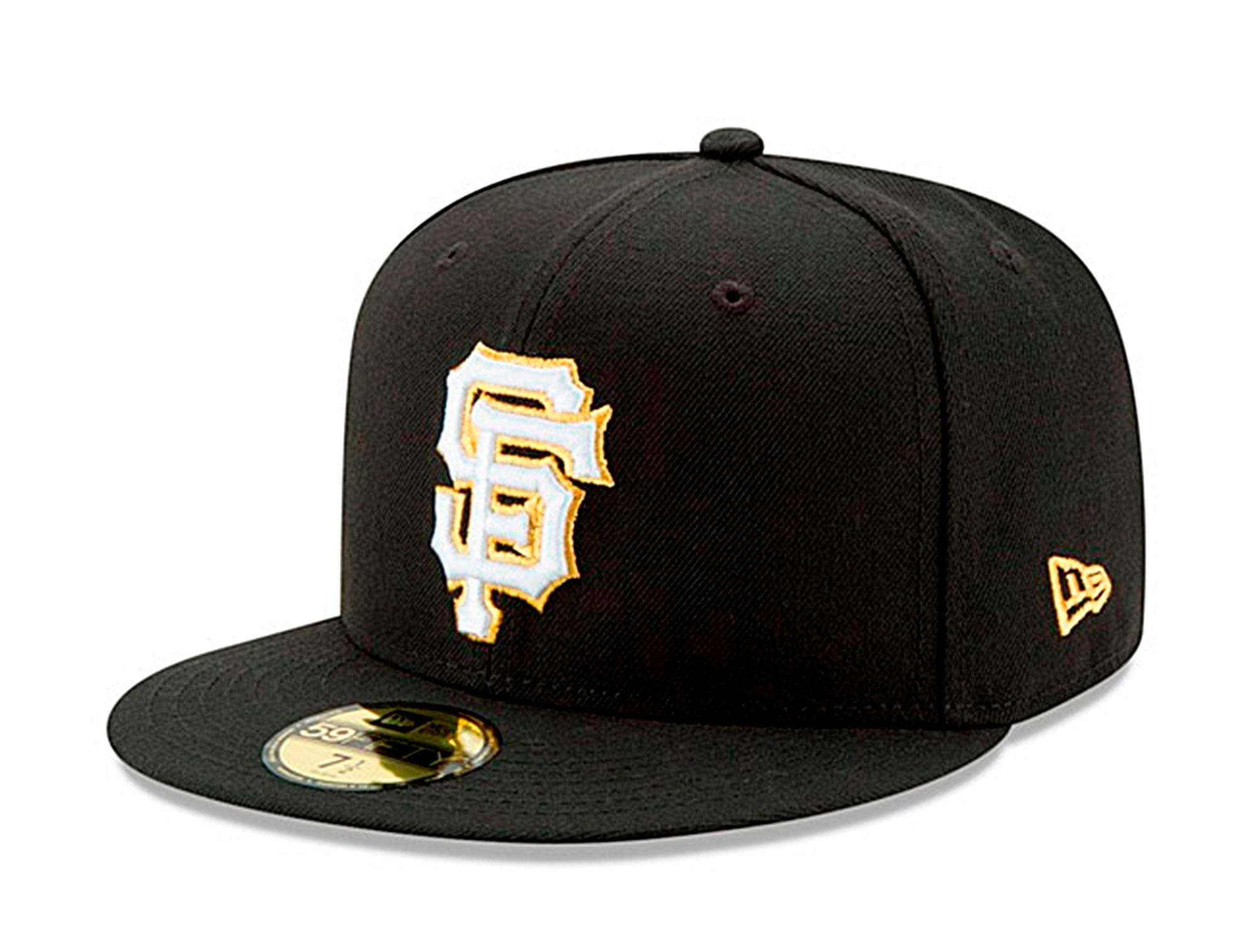 Jockey New Era San Francisco Giants 5950 Unisex Negro