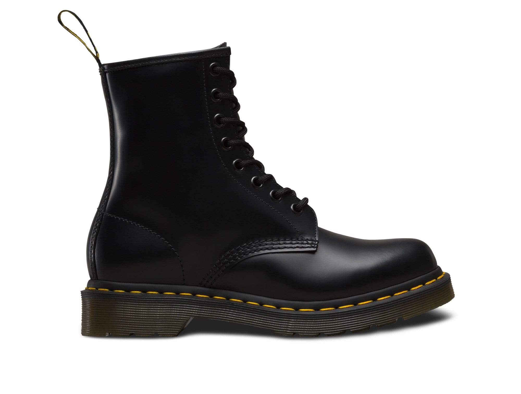Dr Martens 1460 W Smooth Mujer Negro