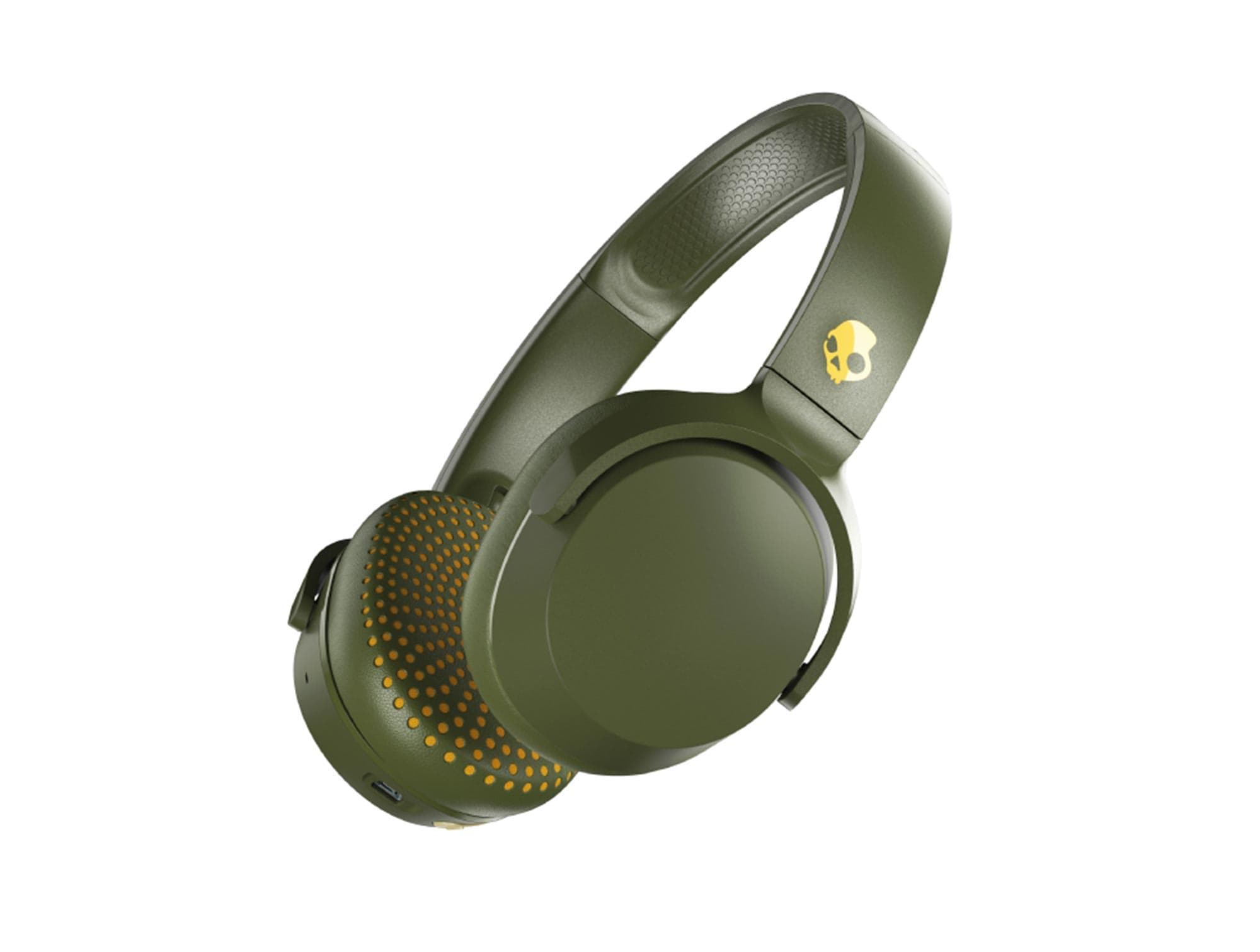 Audifonos Skullcandy Riff Wireless On-Ear Hombre Verde