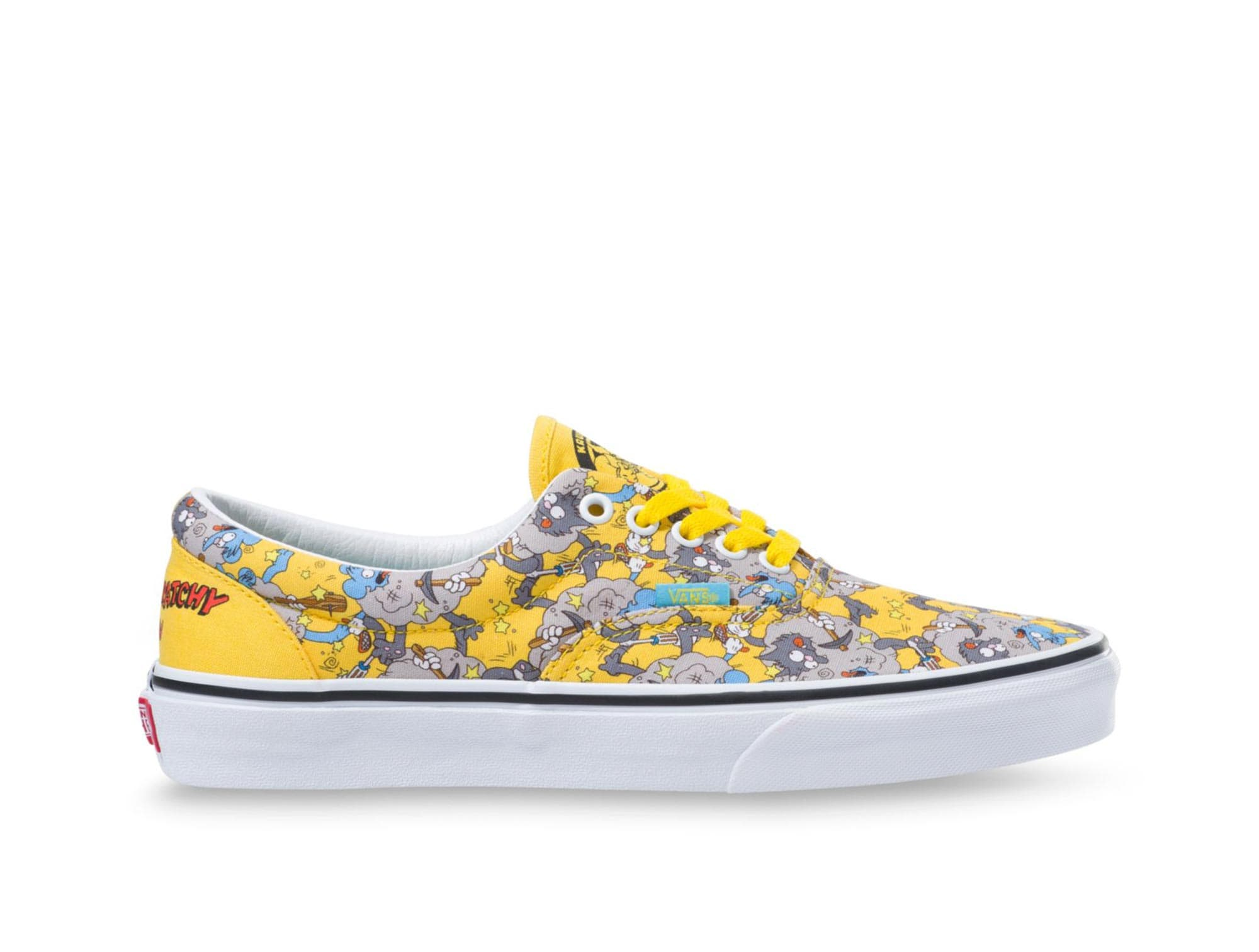 Zapatilla Vans Era The Simpsons Itchy & Scratchy Unisex Multicolor