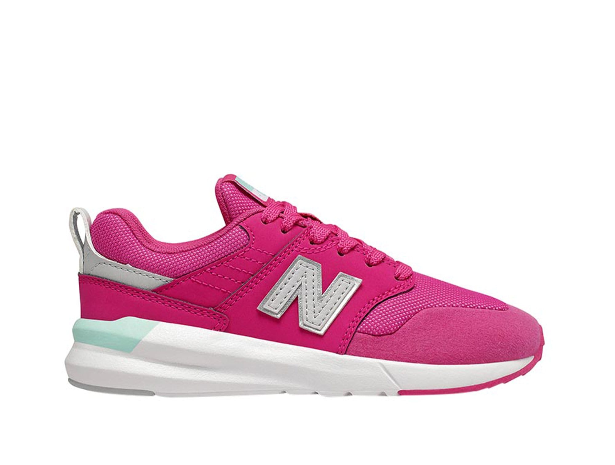 ZAPATILLA NEW BALANCE 009 JUNIOR ROSADO